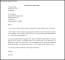 Free Download Job Resignation Letter Word Format Sample