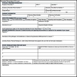 Free Download Prior Authorization Form