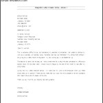 Free Download Resignation Letter 2 Weeks Notice Example