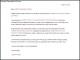 Free Download Retirement Resignation Letter Sample