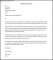 Free Editable Business Request Letter Template Sample