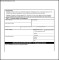 Free Example Of Employee Write Up Form