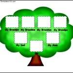 Free Family Tree Template for Kids Sample PDF