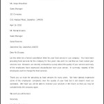 Free Formal Cancellation Letter Template Example Editable