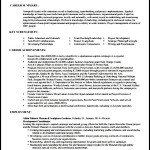 Free MAC Resume Template