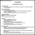 Free Medical CV Template