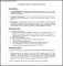 Free Sample National Letter of Intent Procedure Template Printable PDF