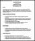 Functional CV Template PDF