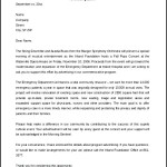 Fundraising Letter for Donations Free Word Format Download
