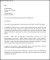 General Cover Letter for Customer Service Representative Word Free Download