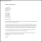 General Manager Cover Letter Word Template Free Download