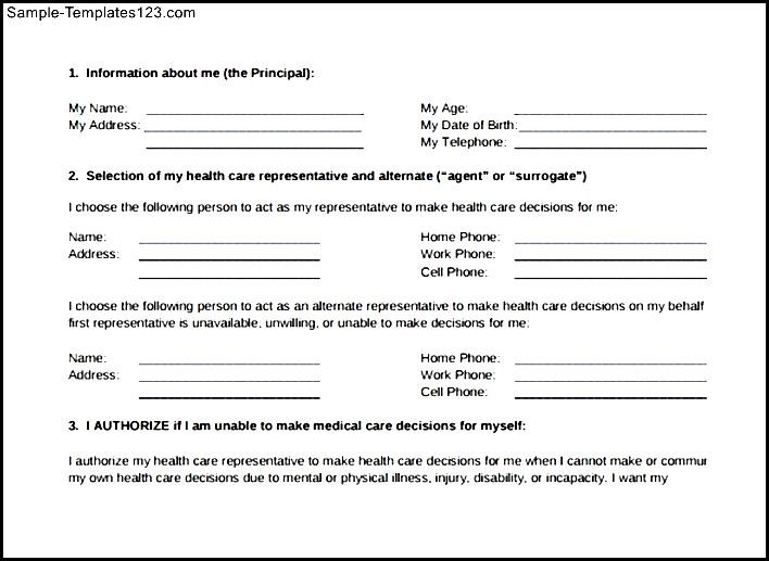 General Power Of Attorney Form Pdf Idealstalist