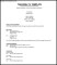 General Simple CV Template
