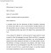 Generic Reference Letter Format