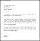 Grade Appeal Letter Template for Student Word Format