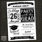 Graduation Party Invitations Download