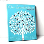 Grandparent Family Tree Book Example Template