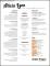 Graphic Design Resume Sample