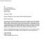 Grievance Response Letter