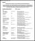 Hairdresser Resume Format