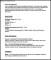Hairdresser Resume Template PDF