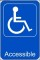 Handicap Accessible Template