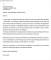 Hardship Letter Loan Modification