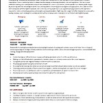 Head Chef Resume Templates