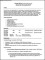 Health Care and Medical Resume Format Template