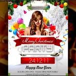 Holiday Party Invitations Sample