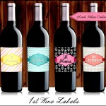 Homemade Wine Labels Templates
