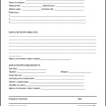 Household Employee Termination Letter Template Download
