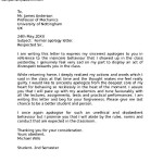 How to Write a Formal Apology Letter