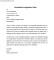Immediate Notice Resignation Letter