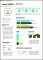 Infographic Resume Template for Graphic Designer