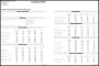 Interpersonal and Organizational Skills Assessment Form Template