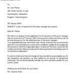 Interview Thank You Rejection Letter