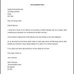 Job Acceptance Letter Format Word Download