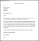 Job Application Letter of Introduction Template Free Printable