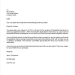 Job Application Rejection Letter