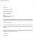 Job Decline Response Letter