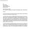Job Grievance Letter