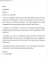 Job Interview Thank You Letter Template