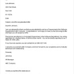 Job Offer Congratulation Letter