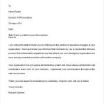 Job Offer Letter Free Template