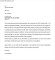 Job Offer Letter Word