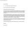 Job Offer Letter for Training