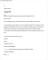 Job Offer Proposal Letter