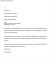 Job Rejection Letter Sample