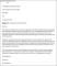 Job Resignation Thank you Letter